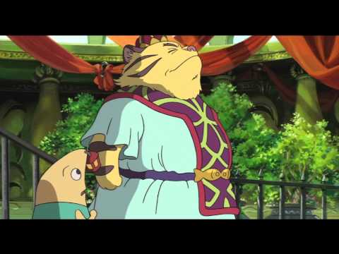 Ni No Kuni: Wrath of the White Witch [All Anime Cutscenes] Japanese Voices/English Subtitles