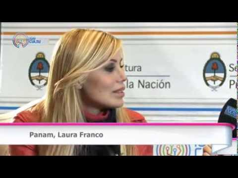 "Natalia Paratore entrevistó a Laura Franco ""Panam"""