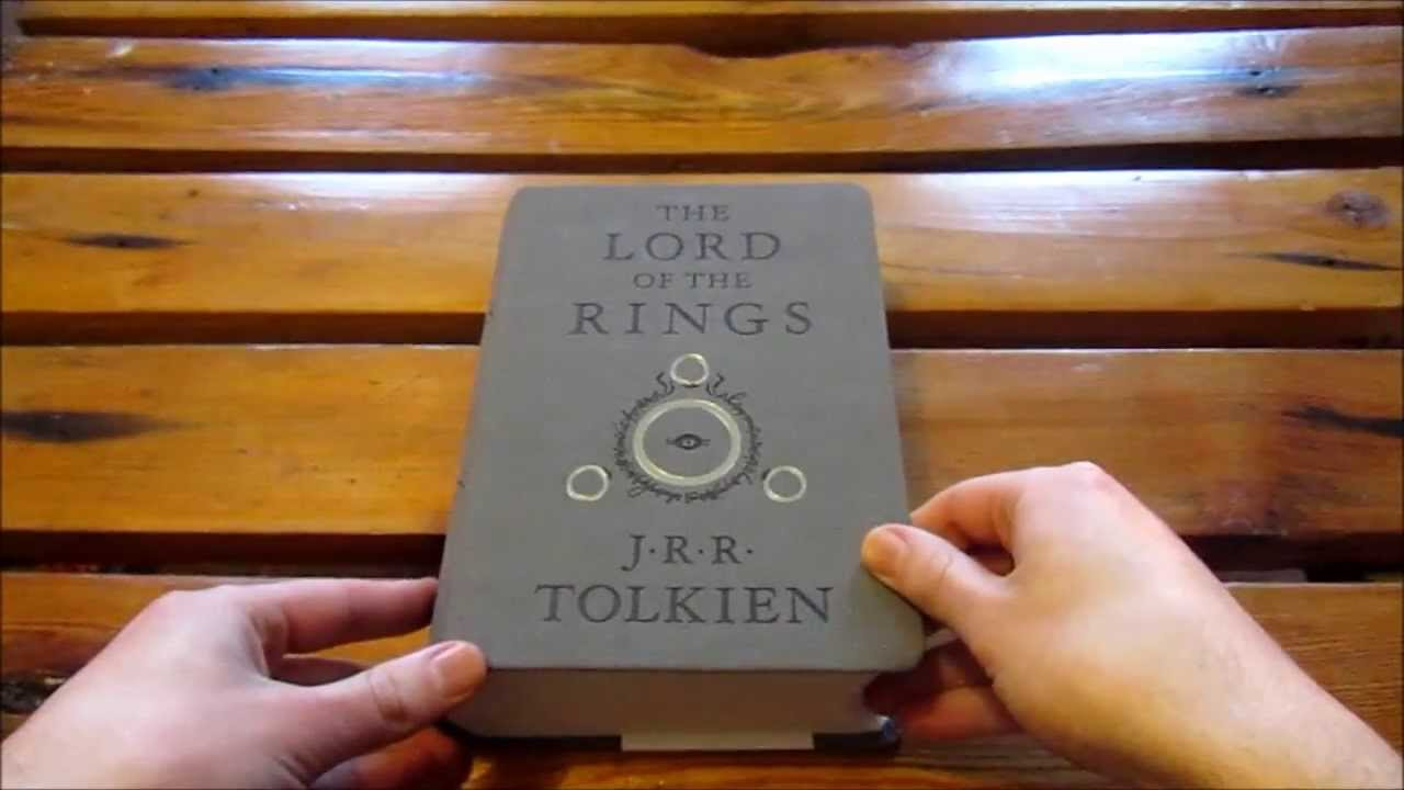 the lord of the rings 50th anniversary one volume edition