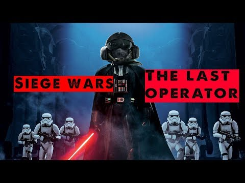 Siege Wars: The Last Operator