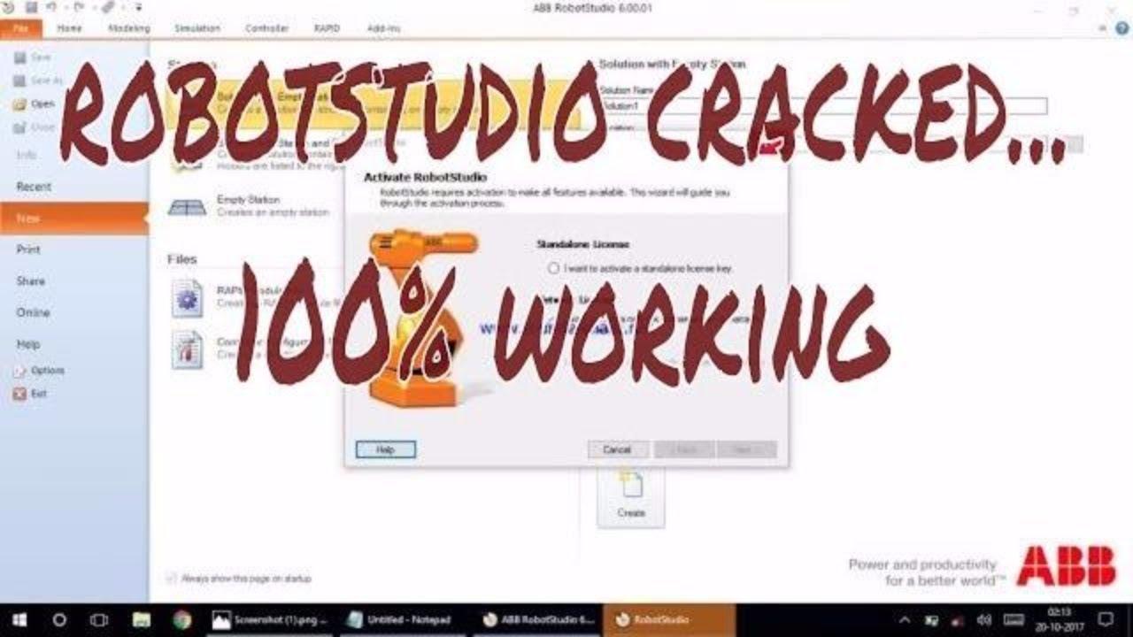 robotstudio 603 crack