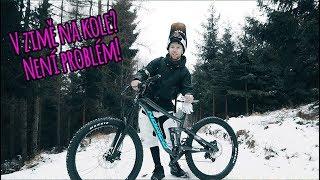 V zimě na kole? Žádný problém!