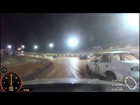 Street Stinger Class Rome Speedway 9-4-16