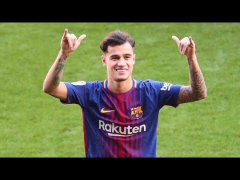 Philippe Coutinho ● FC Barcelona ● Dream Come True 2018