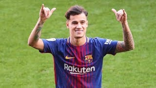 Philippe coutinho fc barcelona ● dream come true 2018