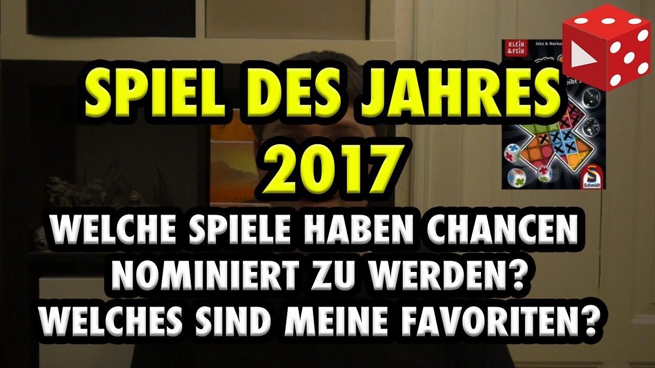 Spiel des jahres 2017 welche spiele konnten nominiert for Welche spielküche