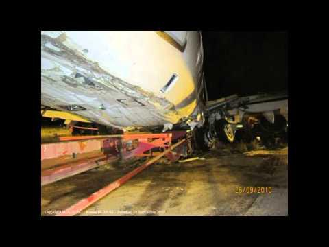 Registrazione audio piloti incidente windjet palermo