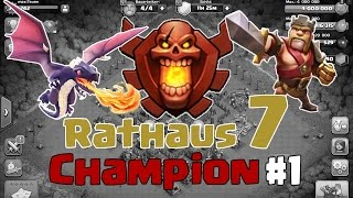TH7 Road to Champion #1 - 2036 - Infos zur Serie - Clash of Clans | little mc t