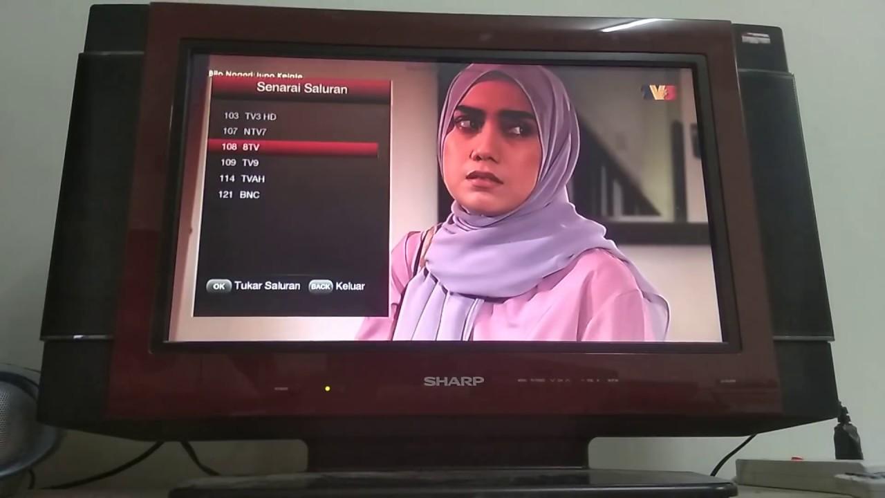 SIARAN RTM MYTV HILANG? Cara dapatkan semula siaran RTM TV1, TV2 MYTV  hilang? (WAJIB TENGOK)