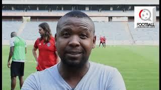 Orlando Piratss were focused ahead of their clash against Horoya FC