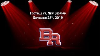 New Bedford Whalers @ BR Football (2019)