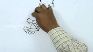 How to Draw a Crazy Scientist