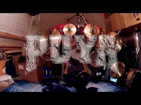 Puya Montate drum cover
