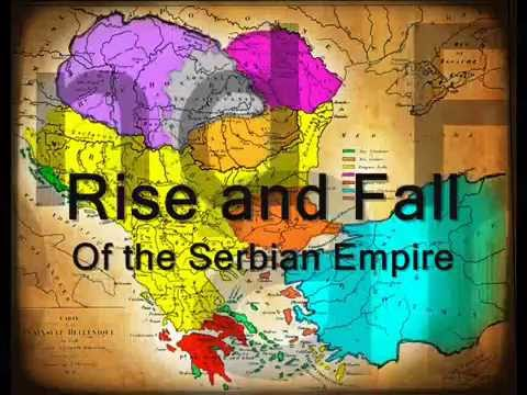 Rise and Fall of the Serbian Empire: 1329-1372 (Every Year)