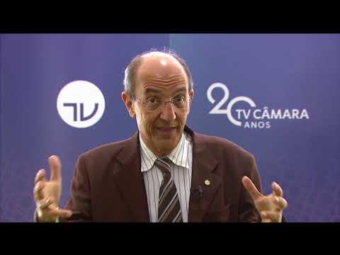 20 Anos TV Câmara: deputado Arnaldo Jordy (PPS-PA)