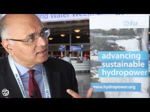 Is hydropower worth the cost? Interview of Junaid Ahmad, World Bank