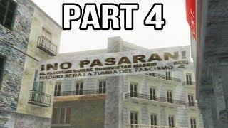 Call of Duty 2 Spanish Civil War Gameplay Part 4 - Madrid