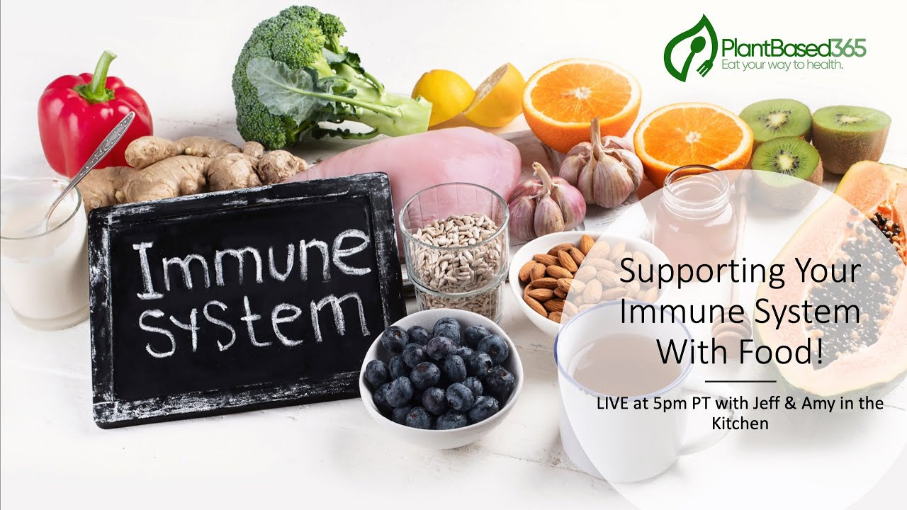 Supporting Your Immune System with Food