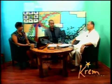 PT-1 Belize Social/Political challenge-Farrakhan on Krem TV Belize/2013
