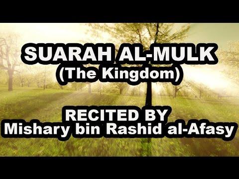 surah-al-mulk-67-(the-kingdom)-soothing-recitation---mishary-rashid-al-afasy-سورة-الملك