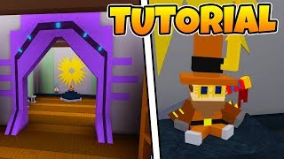 *TUTORIAL* How To Unlock NEW Plushie! | Build A Boat ROBLOX