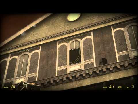 Avenue Odessa - CityStreetsVille 1/8 - Let's Play Half-Life 2