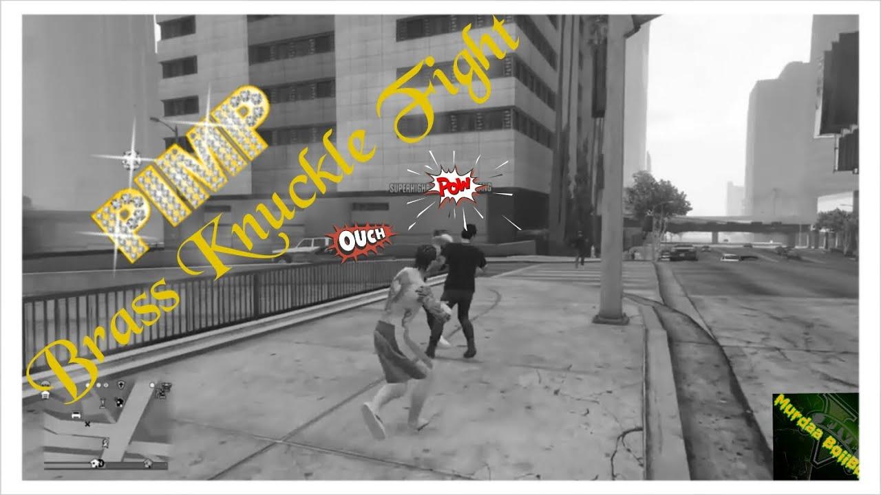 Brass Knuckle Fights (Random) - YouTube