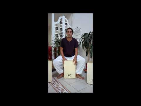 Jeffcajon... Angel Jimenez rencontre mon cajon flamenco