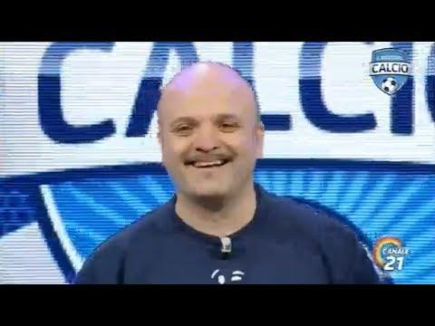 """Napoli-Genoa: Peppe Iodice a """"Il Bello del Calcio"""""""