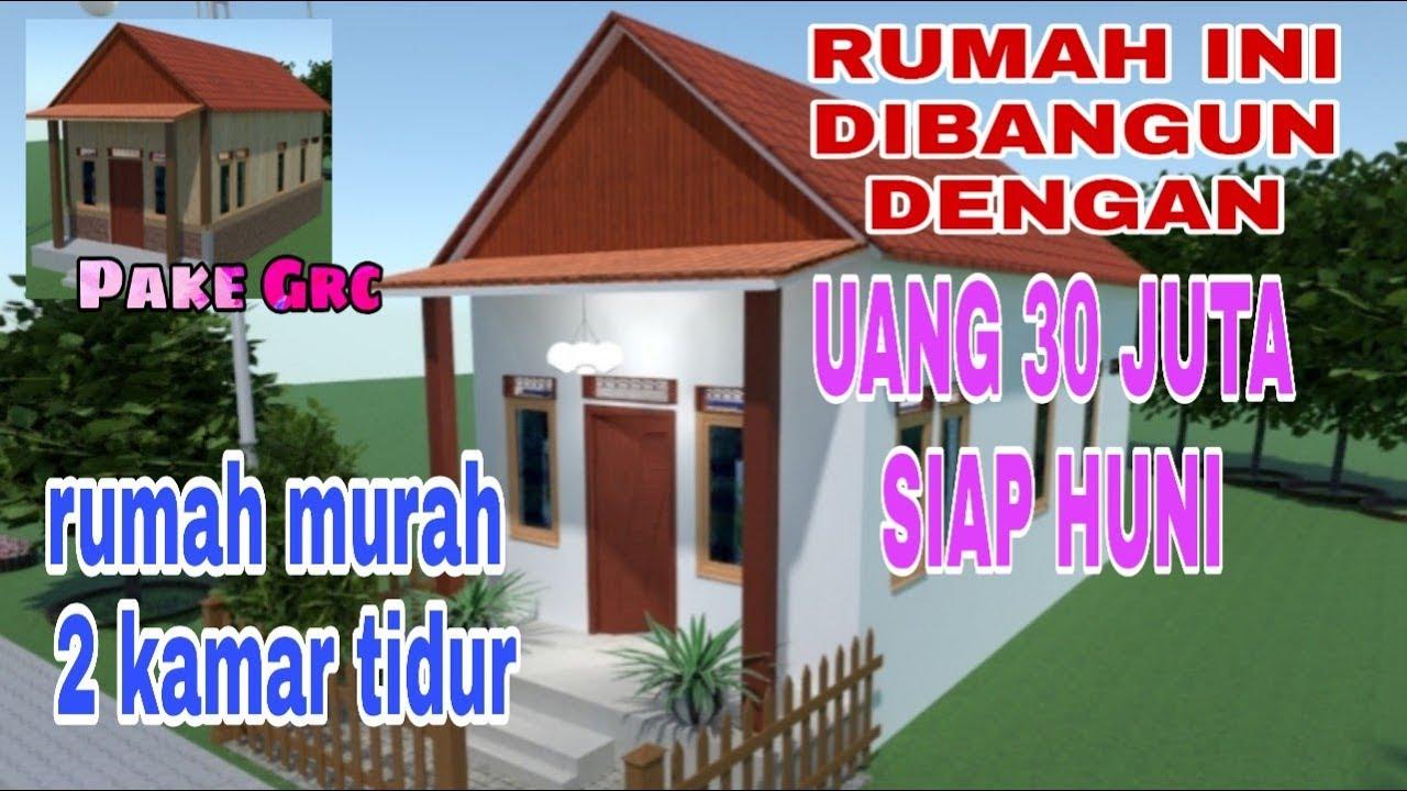 Model Rumah Sederhana Pake Grc