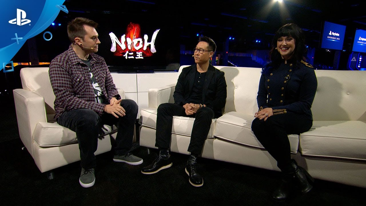 Nioh - PlayStation Experience 2016: Livecast Coverage | PS4
