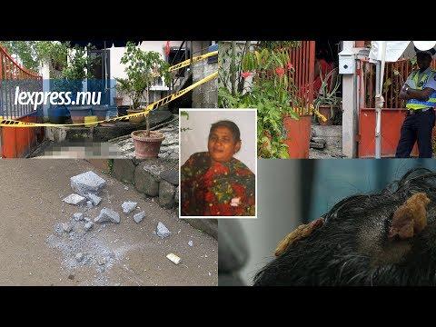 Agression mortelle à Quartier-Militaire: «Zot in avoy ros lors figir mo mama»