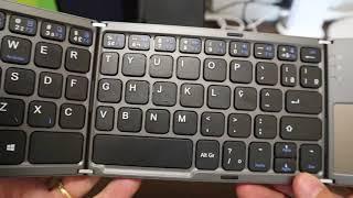 Novo Teclado para o celular da Samsung e o DeX