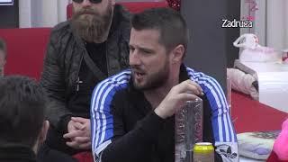 Zadruga 3   Miljković Rekao Kemezovoj Da Se Dovede U Red Ona Zaplakala   15.02.2020.
