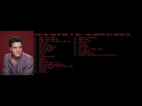 ELVIS THE KING OF ROCK 'N' ROLL   THE COMPLETE 50'S MASTERS 2
