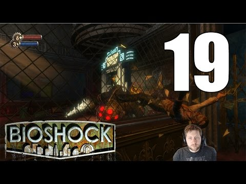 BioShock Remastered - Let's Play Part 19: Would You Kindly?