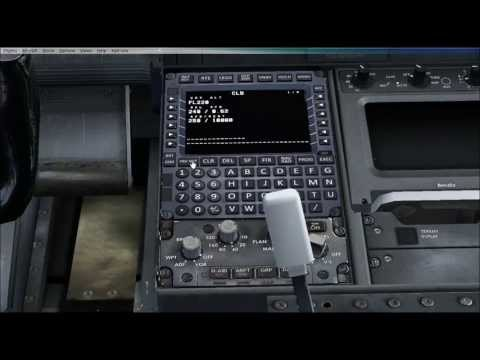 QW BAe 146 Cold and Dark Startup and Departure EICK