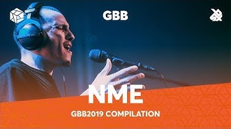 NME | Grand Beatbox Battle Loopstation 2019 Compilation
