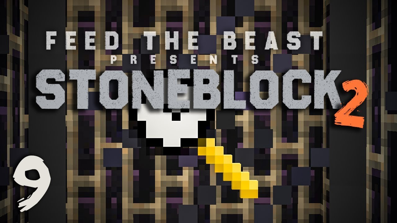 StoneBlock 2 Modpack Ep  9 Easy Wither Fight + Roost Chickens