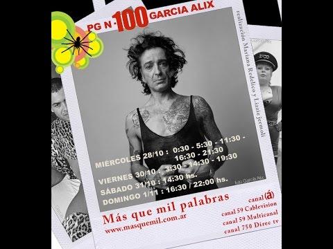 Entrevista a Alberto Garcia Alix/ Capítulo 100 Másquemilpalabras