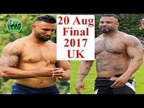 Grvesend UK Kabaddi Cup Final 2017   Pala...
