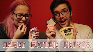 Mösyö Taha ile Harry Potter Trivia