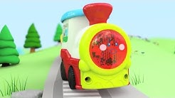 Toot-Toot Drivers Episode 3: The Urgent Cargo   VTech Toys UK