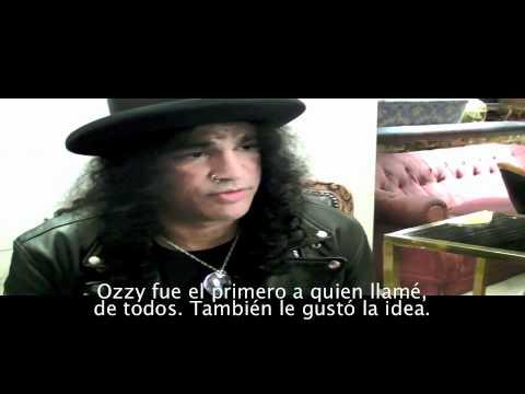"Slash: ""Me importa una puta mierda Guns N' Roses"""