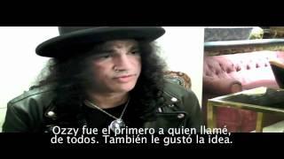 """Slash: """"Me importa una puta mierda Guns N"""
