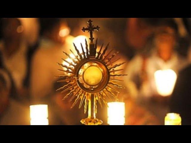 DIRETTA: S.Rosario e Adorazione Eucaristica Martedì 7 Aprile 2020 ore 17.00