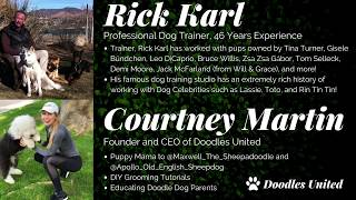 Professional Dog Training Tips with Rick Karl | Doodles United