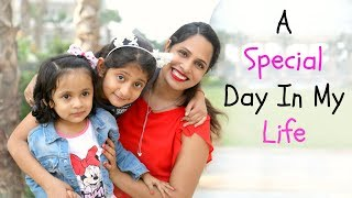 A SPECIAL Day In My Life ShrutiArjunAnand Vlog Birthday Fun MyMissAnand