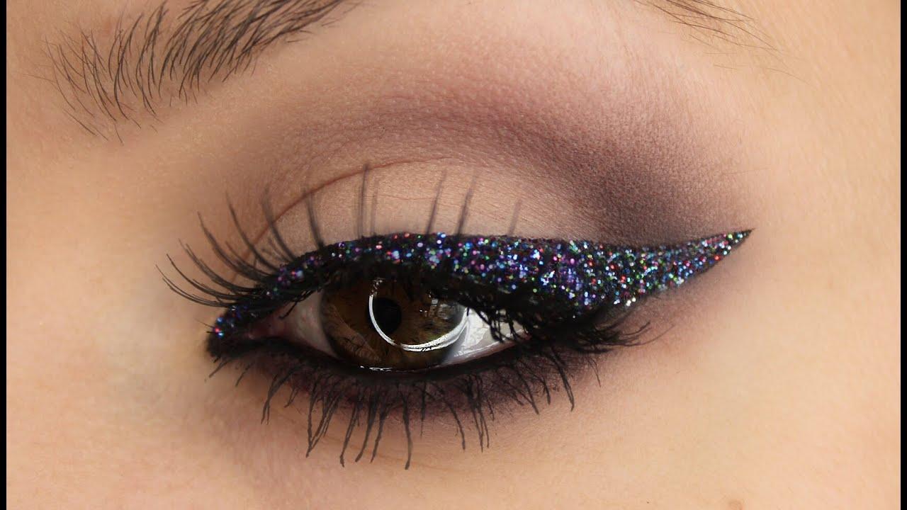 Rockstar Cat-Eye MakeUp Tutorial - Eyeliner | Shonagh ...