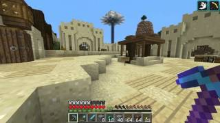 Etho Plays Minecraft - Episode 438:  Sandy City Portal